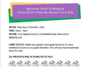 1015 Bermuda Guild of Stitchery