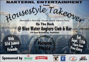 0917 Housestyle Takeover on the Dock