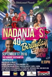 0917 Nadanjas 40th Birthday Comedy Show