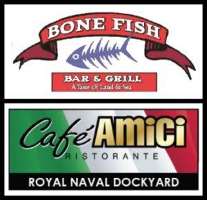 April 26th 2017 bermuda calendar update bermuda events for Fish and bone restaurant