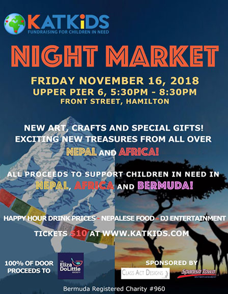 d2649d2cdadc2a The annual KATKiDS Night Market is coming on Friday
